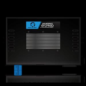 BNZ-MN556A 賓士MBUX安卓介面